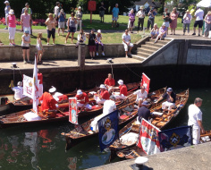 Swan-upping; a Thames tradition: Spoke 6-7