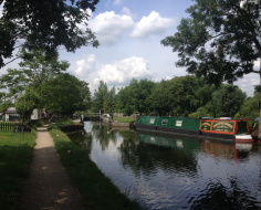 The Stort Navigation, Roydon: Spin-off 1