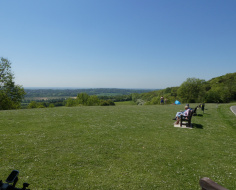 Gravelly Hill viewpoint: Arc 6